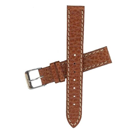 Victorinox Swiss Army Brownsilver swiss army brand 22500 15mm leather brown watchband