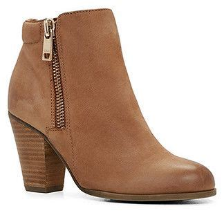 why brown ankle boots work out with any dress