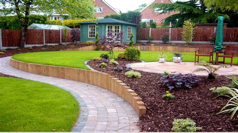 modern gardening ideas simple landscaping ideas for your home design inside the