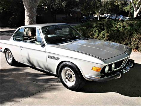 Bmw 3 0 For Sale by 1972 Bmw 3 0cs For Sale Classiccars Cc 1025053