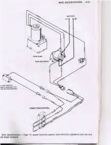 bow mounted switch for tilt trim purple wire page 1 iboats boating forums 477371