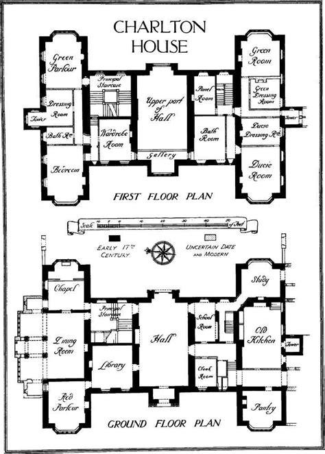 greenwich history plan of charlton house