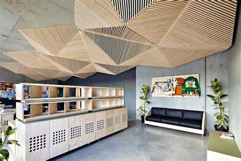 Retail Ceiling Design by Office By Assemble Melbourne 187 Retail Design