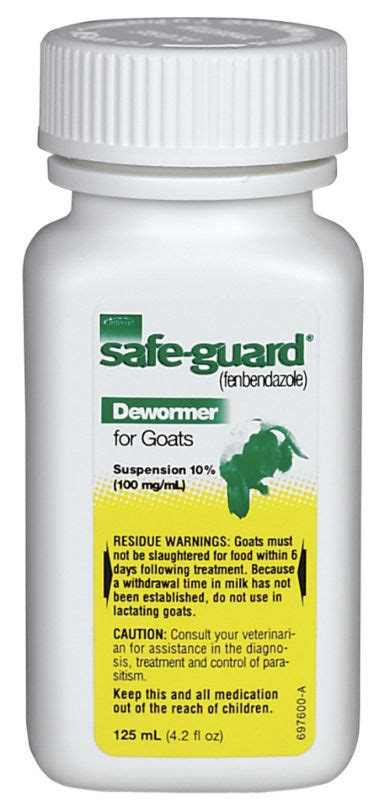 fenbendazole for dogs safe guard fenbendazole dewormer liquid 125ml ebay