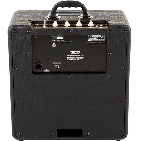 Ac Sharp Low Watt Terkini vox ac4c1 12 4 watt all 1x12 combo lifier reverb