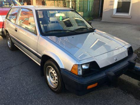 car owners manuals for sale 1985 honda civic spare parts catalogs 1985 honda civic dx 1500 hatchback automatic classic honda civic 1985 for sale
