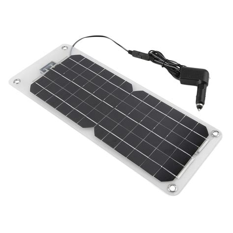 solar charger car battery multi purpose portable solar panel battery charger for car