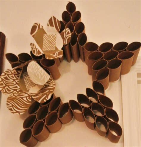 Toilet Paper Roll Crafts For Adults - crafts made of toilet paper rolls