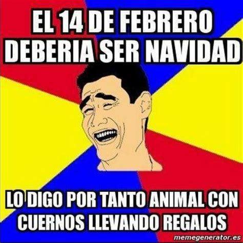 imagenes memes san valentin 10 divertidos memes sobre el 14 de febrero below the