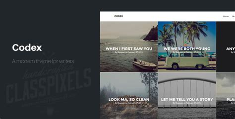 themes in stories we tell 20 nice ghost themes for blog design freebies