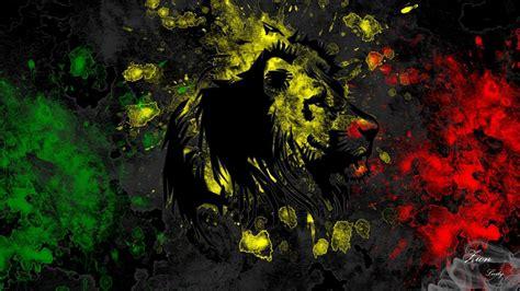 wallpaper 3d reggae rasta lion wallpapers wallpaper cave