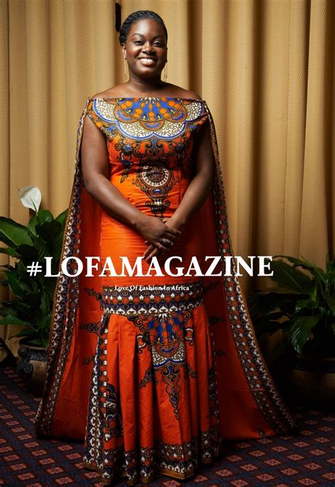 Dress Lofa lofa magazine s best dressed list at all things ankara
