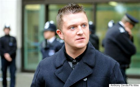 pegida tommy robinson reveals new leaders paul weston and