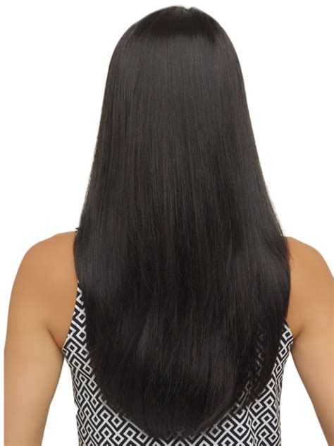 cut womens hair straight across in back secrets for growing long hair indian beauty tips