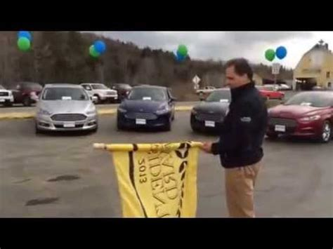Lamoille Valley Ford by Vermont Lottery Live Drawing For Ford Fusion Or Escape At