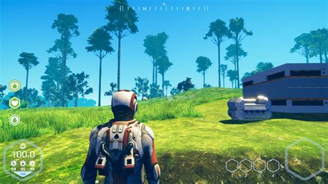 Planet Nomads by Planet Nomads Preview Building To Survive