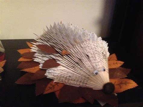 hedgehog picture book hedgehog book fold
