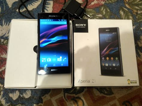 Handphone Sony Docomo jual xperia z1 docomo bekas handphone hp smartphone sony