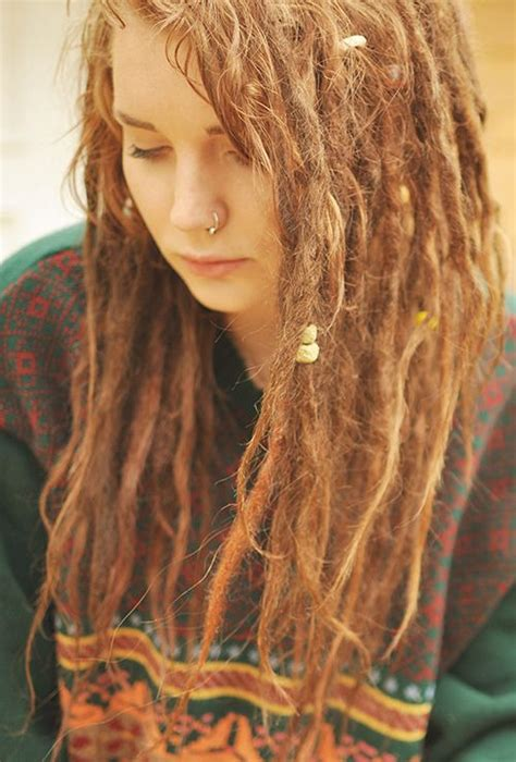 rastafarian hair girl with dreads tumblr dredy pinterest beautiful