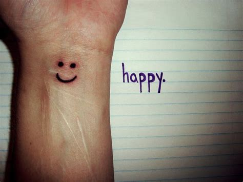 small smiley face tattoo 14 best images about inspiration on
