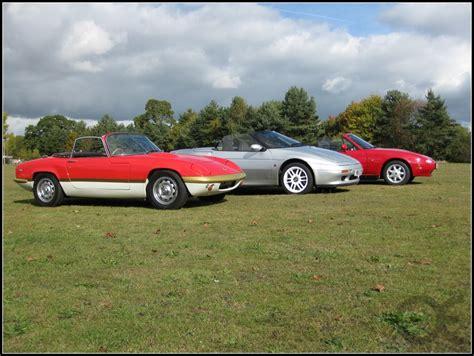 miata lotus lotus elan vs mazda miata shape size comparisons 1968