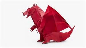 Origami Dragons - origami jo nakashima 8