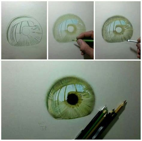 spray paint eye tutorial 17 best images about painting realistic on