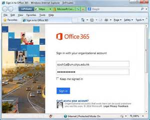Office 365 Outlook Sign In What You Should Do After Your Mailbox Has Been Migrated To