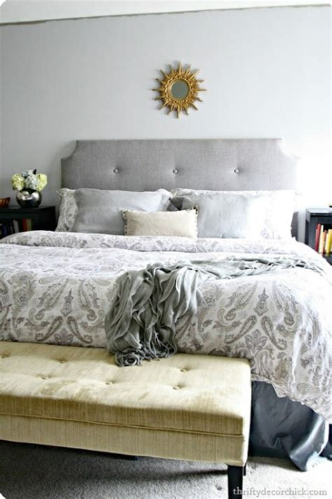 diy upholstered tufted headboard 40 dreamy diy headboards you can make by bedtime diy