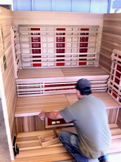 Can You Detox Rapidly With Far Infrared Sauna by My Ir Sauna Detox Tips Mike Salemi 187 Paul Chek
