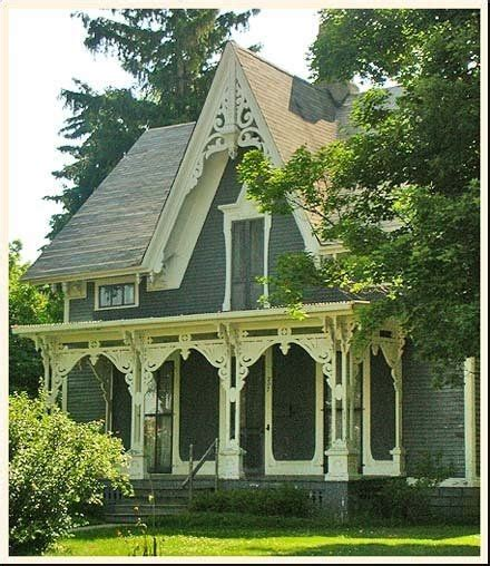 gothic revival characteristics 14 best carpenter gothic house images on pinterest