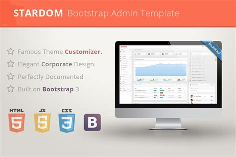 bootstrap 3 email template stardom bootstrap admin template bootstrap themes on