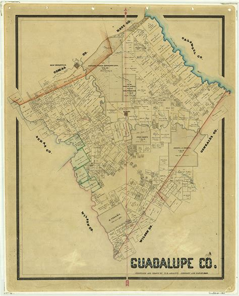 texas glo maps guadalupe county legacy of texas