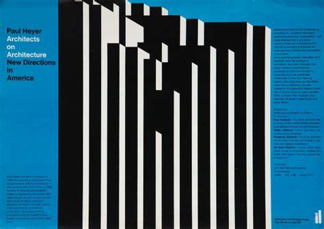 art architecture penguin books gerald cinamons graphic design ica londonist
