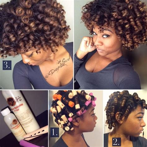 perm rods natural hair which size will create your perm rod sets natural hair no heat using fortify d