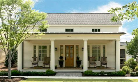 southern country homes small house plans southern living small southern homes