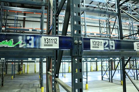 unarco pallet rack used pallet racking t bolt unarco