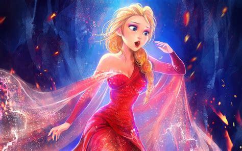 frozen queen wallpaper wallpaper queen elsa beautiful frozen hd fantasy 3194
