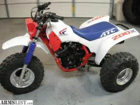 Honda 200x Atc For Sale Honda Atc 200x For Sale Car Interior Design