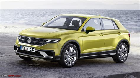 vw t cross rumour volkswagen t cross compact crossover based on