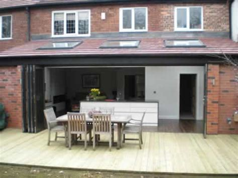 Kitchen Open Floor Plans by Home And Kitchen Extension Builders Manchester Paul