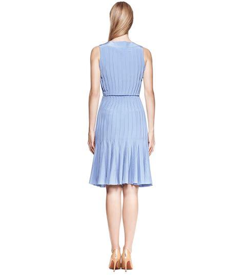 Sale Elma Dress Burch Elma Dress In Blue Blue Orchid Lyst