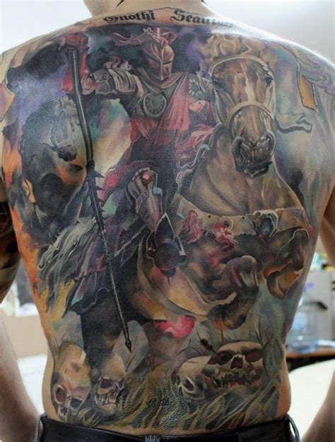 medieval knight tattoo designs knights