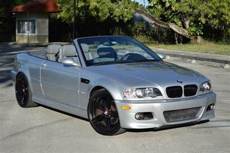 Bmw M3 2003 For Sale by 2003 Bmw M3 For Sale Carsforsale