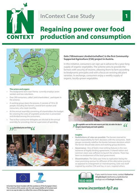 geländer englisch nachhaltiger lebensstil incontext posterserie ecologic