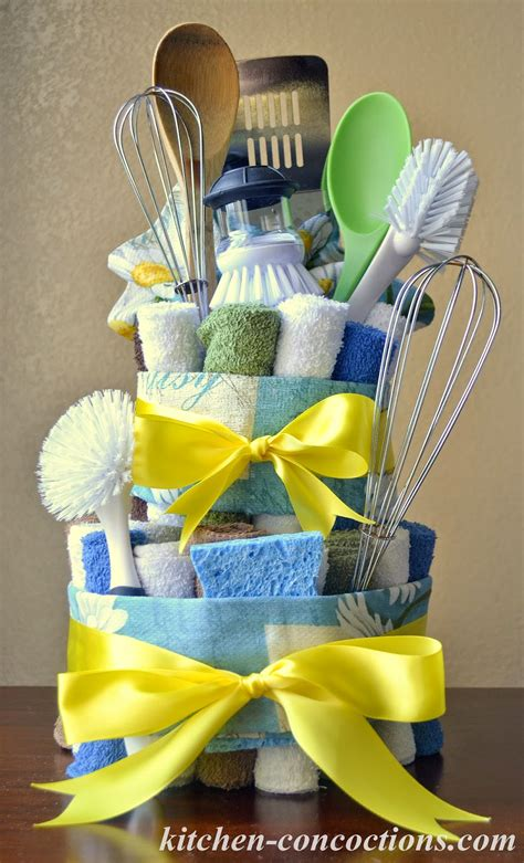 Creative Kitchen Tea Gift Ideas Creative Soap Ideas Dish Towel Cake Step By Step