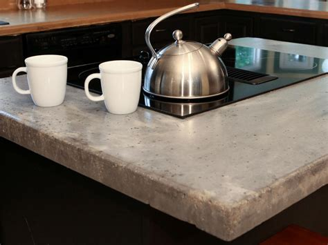 cement countertops how to make a concrete countertop how tos diy