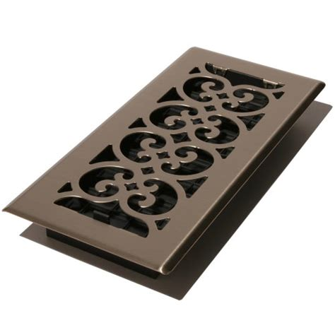 Floor Grate Covers by Wood And Metal Floor Registers And Grilles For Hardwood