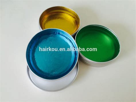Ohman Nutri Blue Pomade Sisir 4 selling hair wax for curly hair firm holding pomade water pomade gel buy hair wax