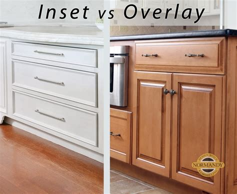 Full Kitchen Cabinets inset kitchen cabinets vs overlay monsterlune